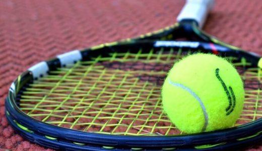 テニスラケットのガットの模様ってどうやって入れてるの?自作できる簡単な技法だった