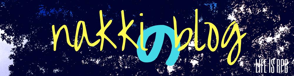 nakkiのblog